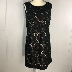 White House Black Market Women's Dress Sz 14